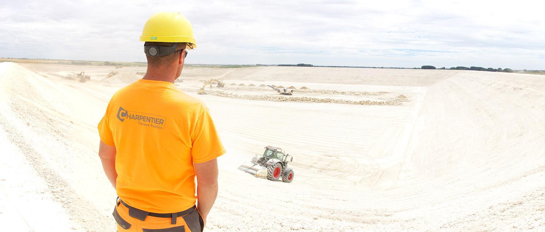 Charpentier TP ouvrier et travaux publics